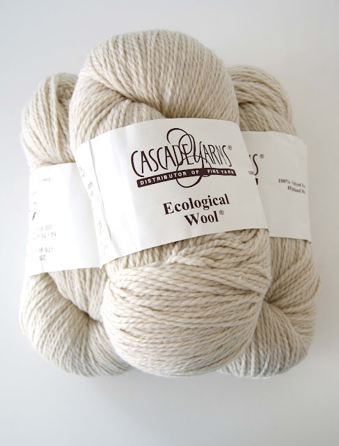 undyed bulky wool yarn