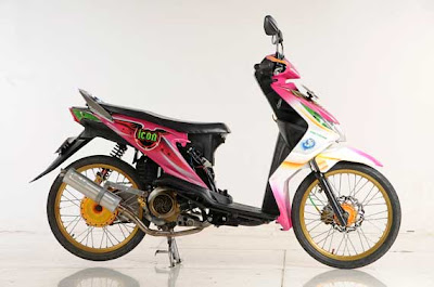 MODIFIKASI+HONDA+BEAT6