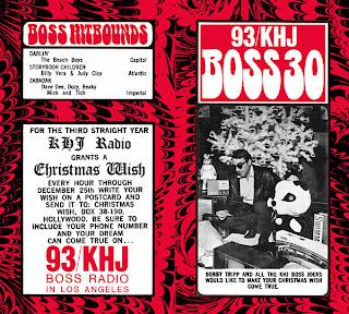 KHJ Boss 30 No. 128 - Bobby Tripp