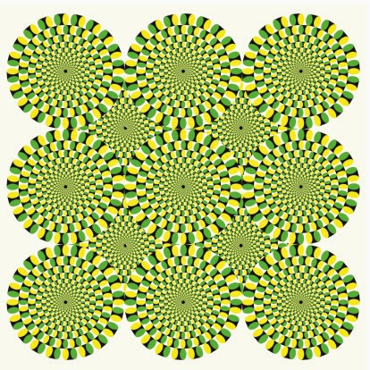 Visual illusions foster open-mindedness