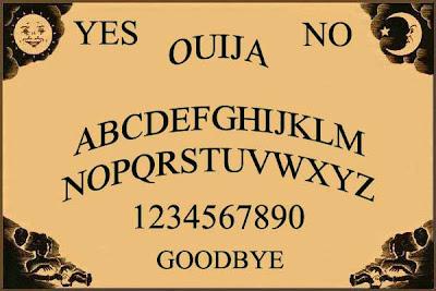 Como hacer la Ouija. Lightinrod
