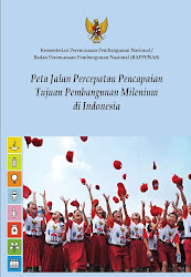 Peta Jalan Pencapaian MDGs Indonesia 2010-2015
