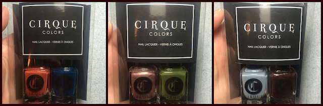 Cirque Colors Icon Duos for Nordstrom Pop-In Shop - McPolish