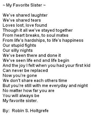 sister quotes and poems. sister quotes and poems. poems