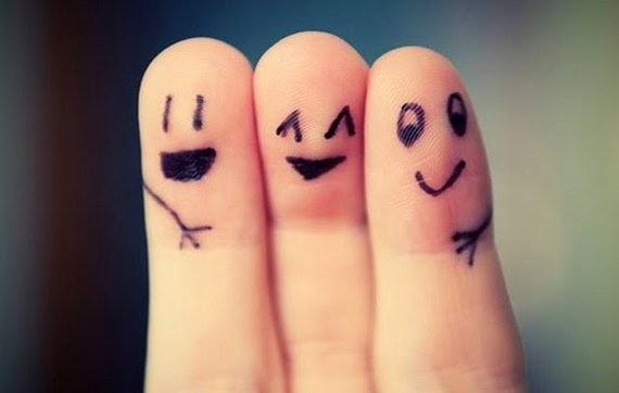 3 tipuri de prieteni