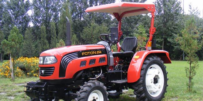 Sundu bu gün size foton ft 254 model traktörü tanıtacağız