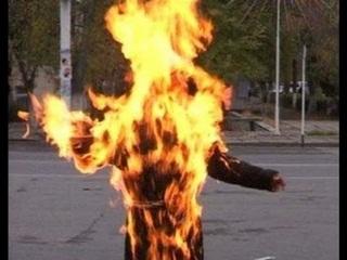 Lamaran Di Tolak, Wanita Ini Dibakar Hidup-hidup