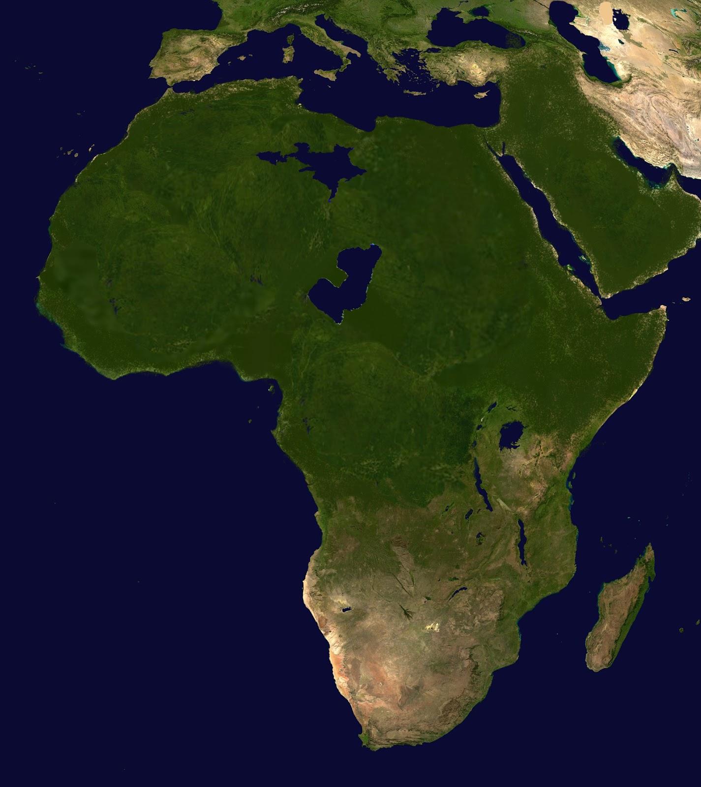 Resultado de imagen de sahara verde