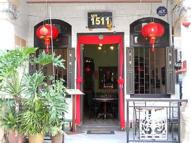 Cafe 1511 Guesthouse Malacca