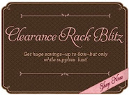 300+ NEW Clearance Rack Items
