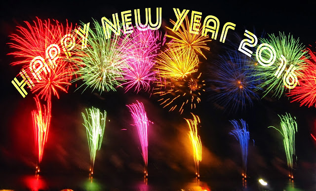 Download Happy new year 2016 pictures colourful best