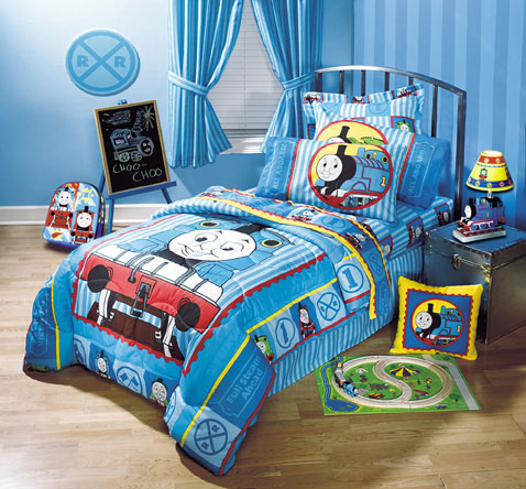 Thomas And Friends Bedroom Decor - Home Design