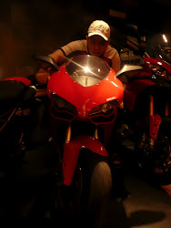 Live your Passion, Ducati 795