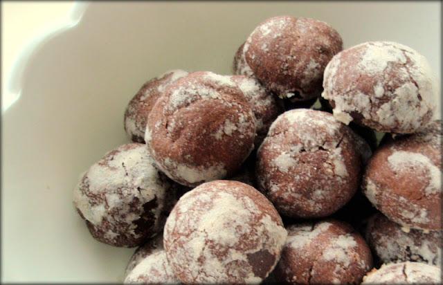 Kuleczki czekoladowe