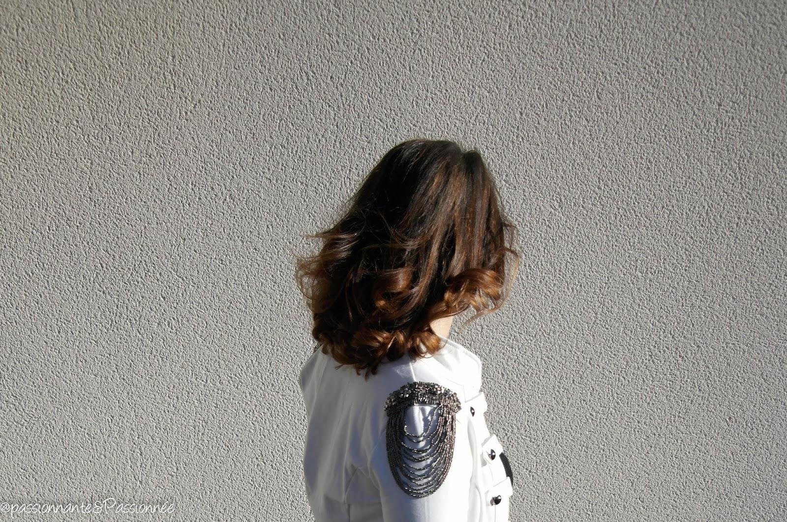 Boucles sur ombre hair