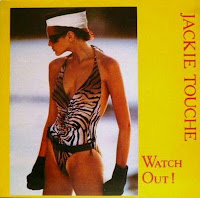 Jackie Touche - Watch Out (Vinyl,12\'\') (1988)