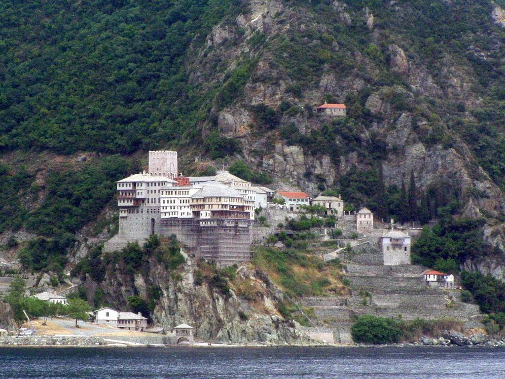 Αγιο Όρος - Διονυσίου
