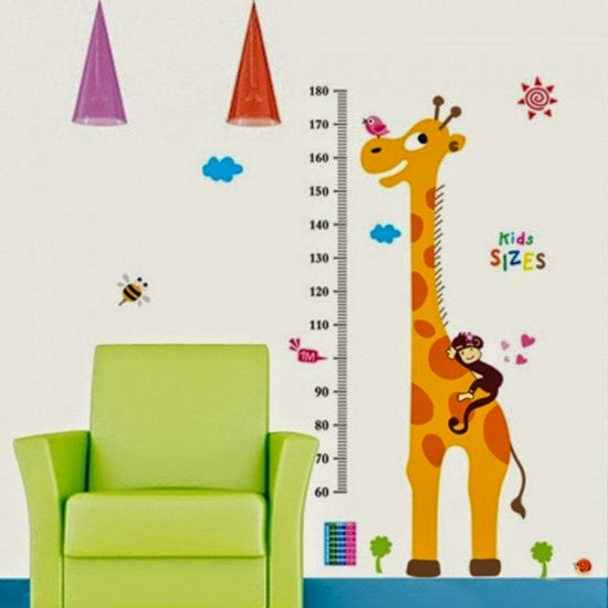 Fabulous To change the kid us room or rather I will use the term redecorating it you need to chalk down a budget Yes it is true that vinyl wall art stickers do not