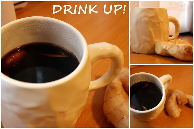 How to Make Ginger Tea