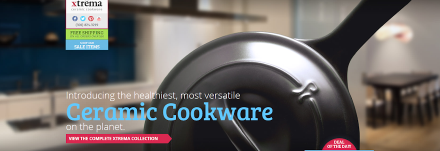 Xtrema Healthy Cookware