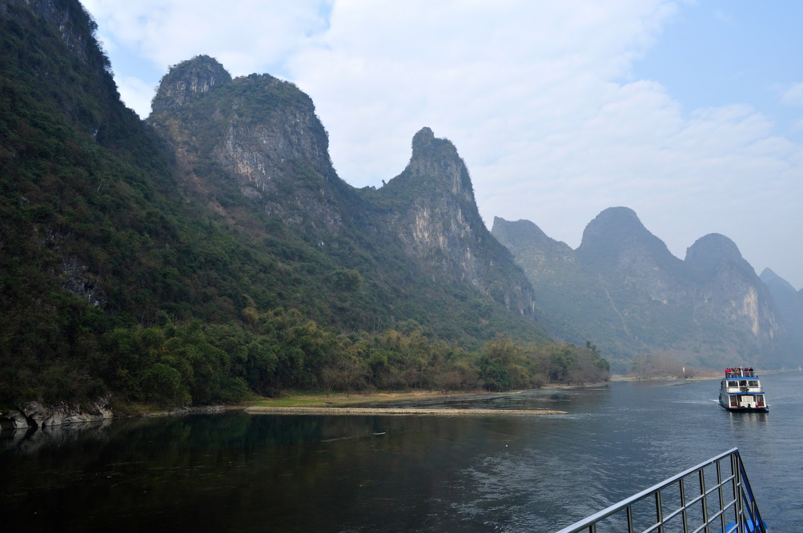 Guilin China  City pictures : Guilin China: Gumdrop Mountains