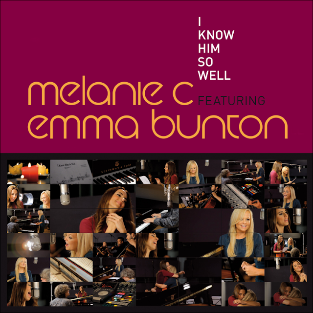 Melanie C and Emma Bunton - I Know Him So Well