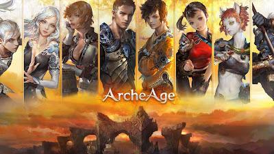 ArcheAge [L] [KR] (2013) [Корея, клиент от 22.05.13]