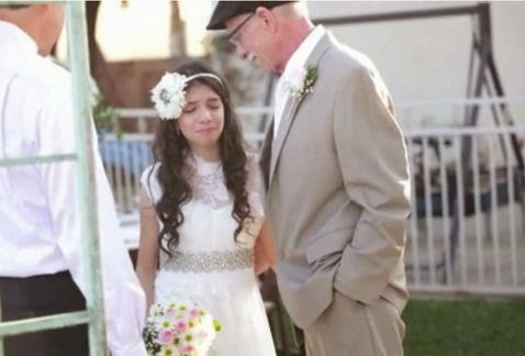 Wedding Gift For 11 Year Old Boy : Mi rinconcito secreto: Nina de 11 anos se casa... Mira el por que