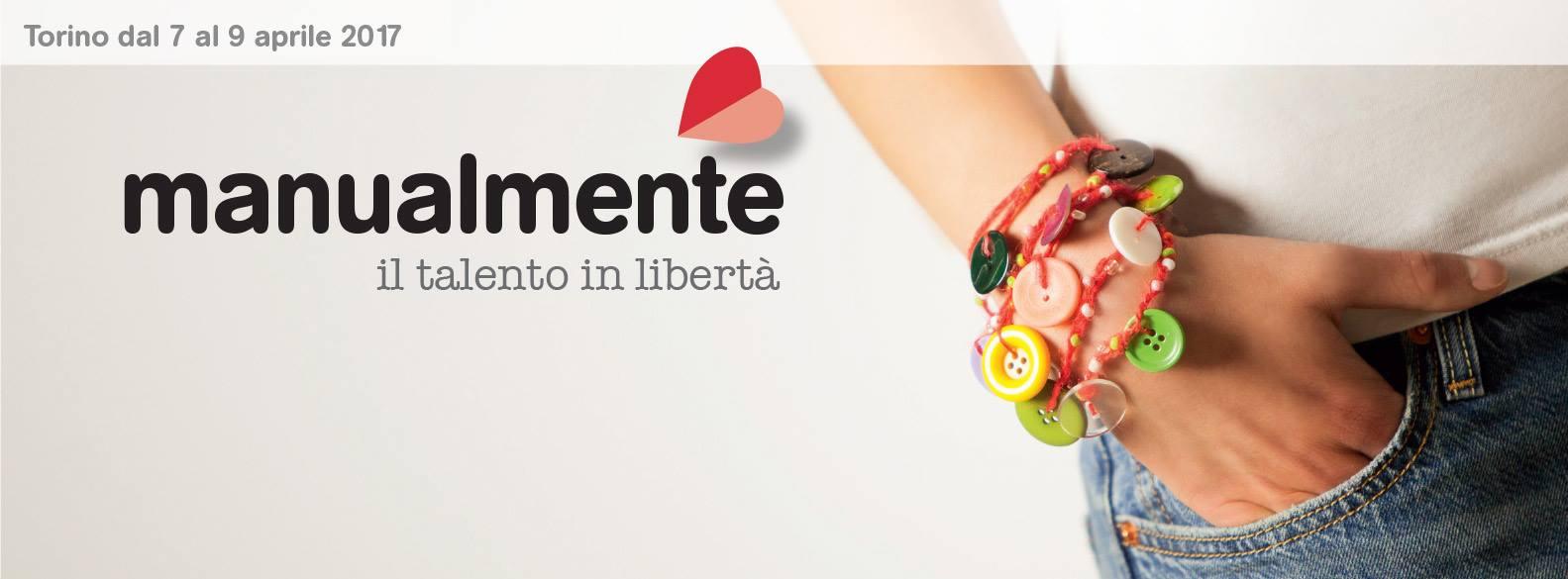 Manualmente Torino dal 7 al 9 Aprile 2017