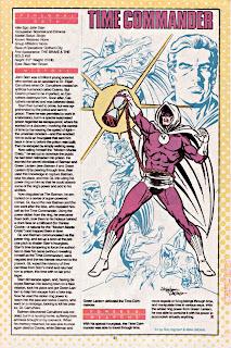 Comandante Tiempo (ficha dc comics)