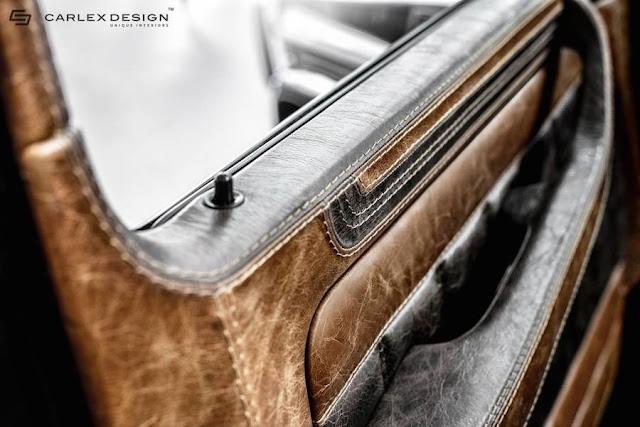 メルセデスベンツGクラスを本格的なビンテージ風スタイルにカスタム!