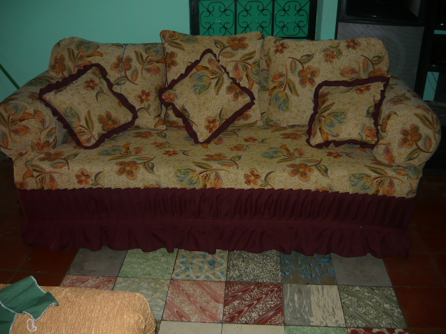 Creaciones alicia confecciones alicia forros para muebles for Forros para sillones