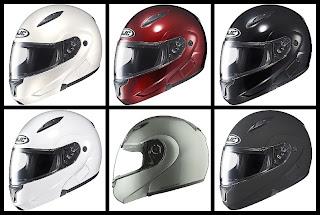HJC Motorcycle Helmets