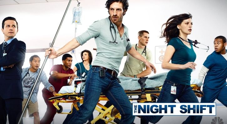 """The Night Shift - Recovery - Advance Preview: """"Balls. Lots of Balls."""""""