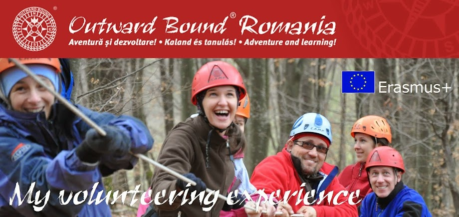 My volunteering experience at Outward Bound Romania