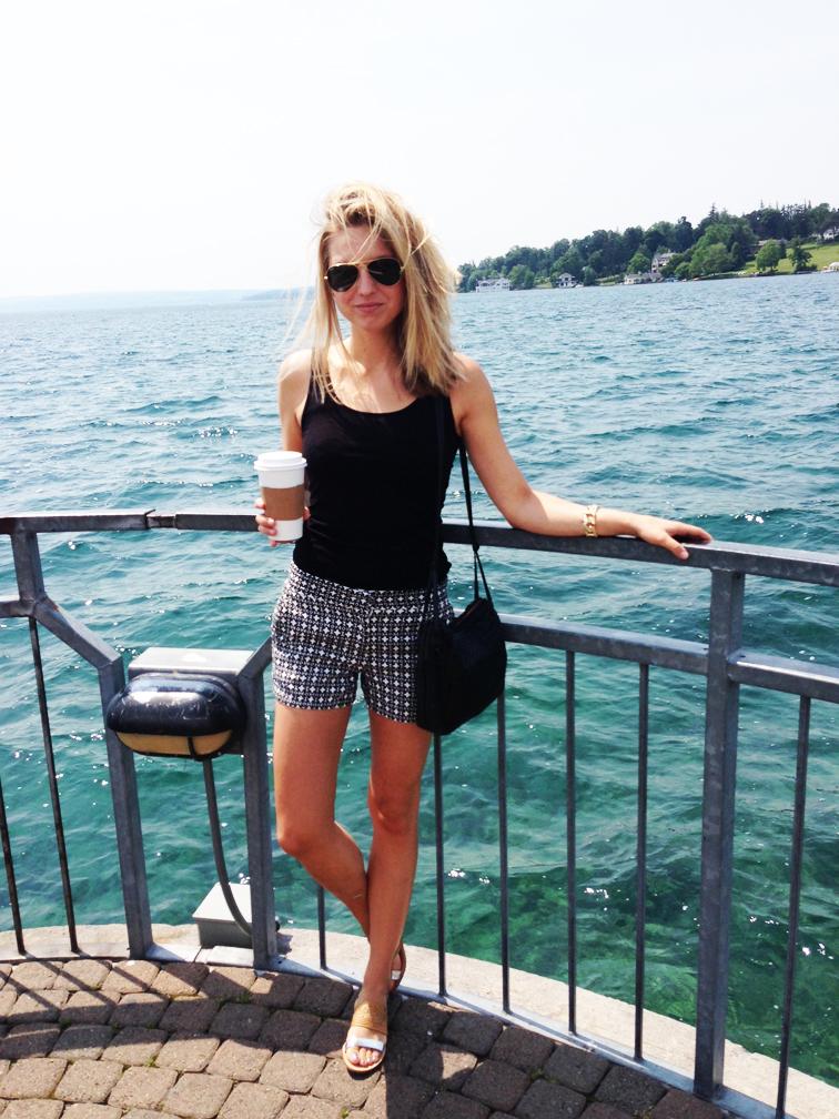 Skaneateles Lake Summer Vacation