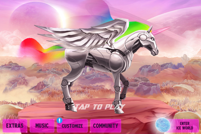 Robot Unicorn Attack 2 #rua2