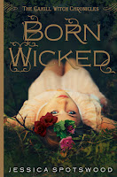 Book cover of Born Wicked by Jessica Spotswood