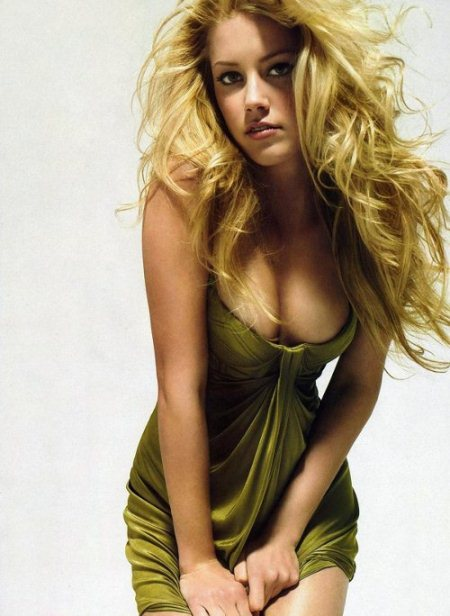 Amber Heard Wallpapers