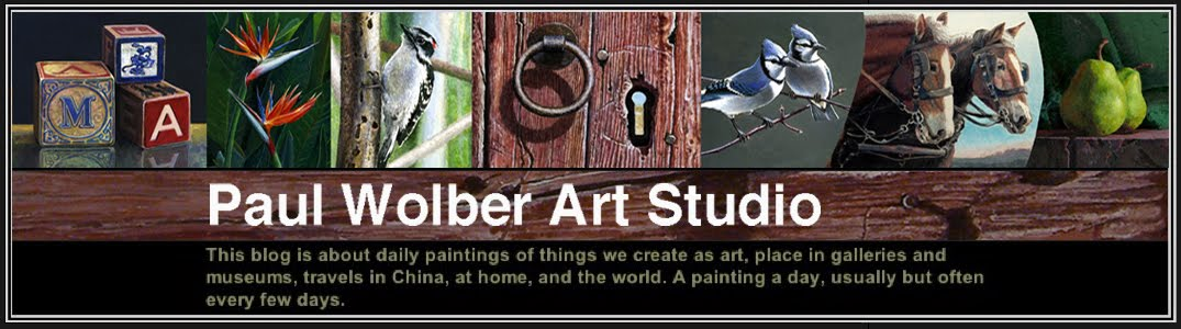 Paul Wolber Art Studio