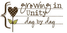 I&#39;m a &#39;Growing In Unity&#39; Girl