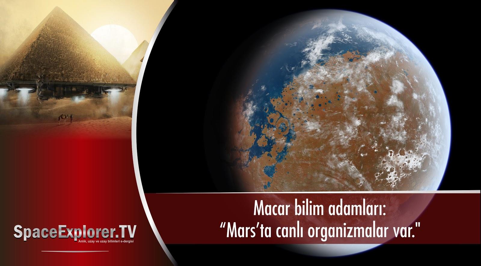Videolar, Mars, Merih, Merih'e nasıl kaçırıldım, Mars'ta yaşam var mı, Uzayda hayat var mı?, Evrende yalnız mıyız?,