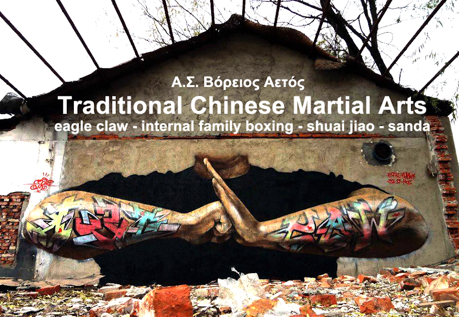 Traditional Chinese Martial Arts - Α.Σ. ΒΟΡΕΙΟΣ ΑΕΤΟΣ