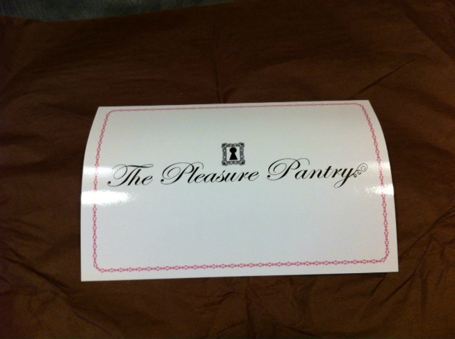 Tickled Pink In The Rain August Pleasure Pantry Box Review