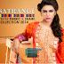 Satrangi Winter Fabric & Shawl Collection 2014 Presented By Bonanza