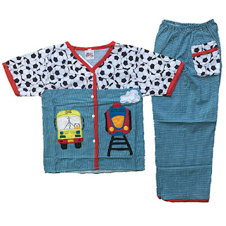 Jual Baju Tidur Anak Laki-laki