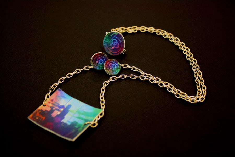 Project ART-A-DAY: Lesson: Shrinky Dink Jewelry
