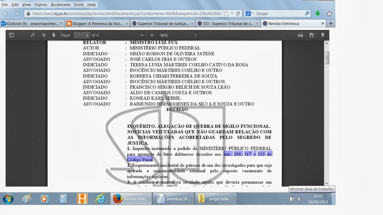 Artigo 299 do codigo penal