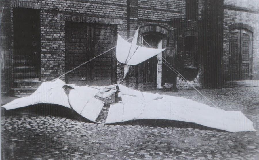 Авиа�ия Великой войн� 1914 1918 О��о Лилиен�ал�