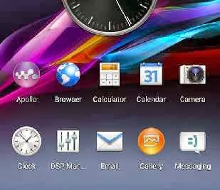 CM10.2 CM9 Sony XPERIA Z theme 2.1.3 Apk Download